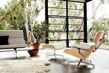 lounge de Charles Eames