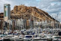 ALICANTE / Si te gustan las playas, el buen tiempo, el sol y los barcos puedes visitar Alicante.