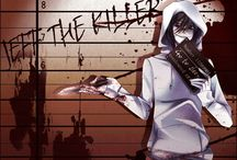 Jeff The Killer y Sus Amigos