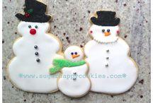 Sugar Happy Cookies: Winter Holidays/Christmas