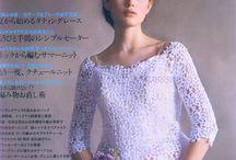 magazines tricot et crochet