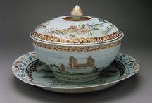 Chinese Export Porcelain/ 中国出口瓷