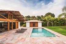 Outdoor and Swimming Pool - Área externa e piscina