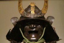 armaduras de samurai