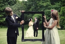 Wedding Photography / Wedding photography and photographers we love. Don't forget your big day; have someone else capture the moment.