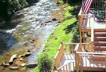 Reise tips USA / Blir Ridge Georgia