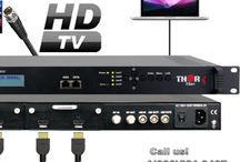 Digital RF Modulator / We understand that as a customer you have a lot of choices when it comes to purchasing video equipment. Thor is a unique company that has combined multiple types of product categories with a knowledgeable team of sales engineers.