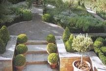 Structure in Gardens