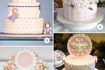 bolos de batizado