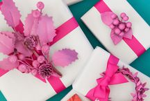 Crafts: Tags, Bags and Wrapping / clever, cute, and creative ideas for packaging gifts, favors, and cards | handmade tags | treat bags and boxes