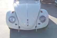 VW 61 white pearl