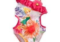 trajes de baño para niñas