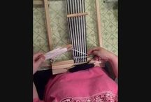 Rigid Heddle Weaving / by Amber