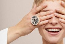 Moomin by Aarikka collection / The wondrous joy and magic of Tove Jansson and the world of Moomin can be felt thoroughly in the new Moomin by Aarikka jewellery collection. The charming illustrations depict themes such as the four seasons and lush, vivid gardens drawn in the original style of Tove Jansson, creating a uniquely harmonious, natural and joyous collection. All wooden parts are coloured at Aarikka's factory in Vallila, Helsinki, and the jewellery items are assembled by hand by home-based employees in Finland.