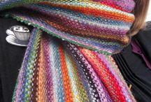 knitting linen etc