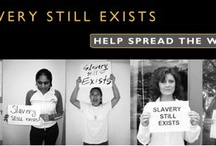 Praying for an End to Modern-day Slavery