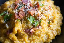Risotto, rice or polenta / by Michelle Manicone