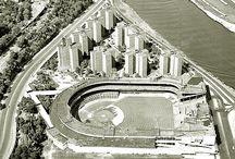 Baseball parks