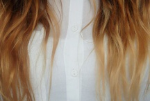 Ombre style / Ombre hairstyles