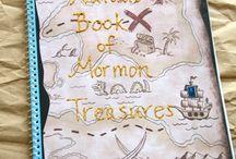 treasure scriptures / by Gretchen Duersch