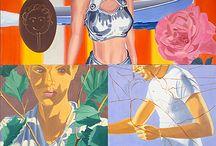 ART101 / Aorere Visual Arts Department  NCEA Level 1 Art class self potraiture