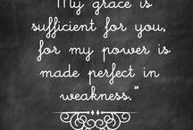 Scripture ~ Sayings