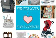 Baby Registry / Best ideas to put on your baby registry! What you REALLY need. Baby gear, baby strollers, diaper bags, and more suggestions.