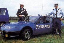 Police vintage