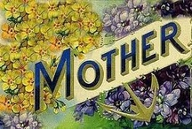 A Mother's Love ~ / In Memory of My Mother 1913-2000 ~