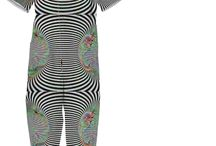 Vortex Visuals Clothing Designs.