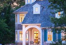 Дома и ландшафтный дизайн