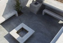 courtyards / by MYD studio