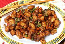 Asian main course recipes