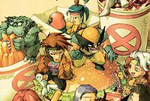 X men and other marvel comics / Love marvel  Love Dark Phoenix