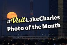 "Photo of the Month! / Everyone likes to take photos of the area whenever traveling. And, let's face it, ""selfies"" are fun too. But I LOVE to hear from people who are experiencing the best of what the area has to offer from food, the great outdoors to cultural excursions. Use #VisitLakeCharles to enter your photos into this monthly contest!  / by Visit Lake Charles"