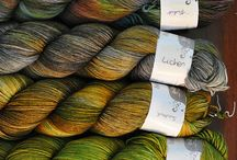 Yarns / Wishlist of gorgeous yarns / by Nuria Rovira