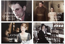 Downton Abbey / awesome TV show