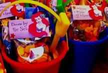 Party ideas: Ariel