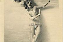 1920's circus