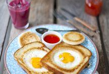 Breakfast / by Stephanie Brocious