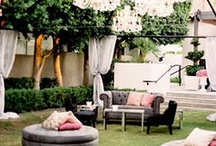 Events: Lounge areas / by Haber Event Group - Santa Monica, CA