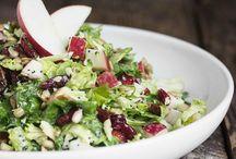 Whole 30/Paleo Salads / by Cassandra Carr