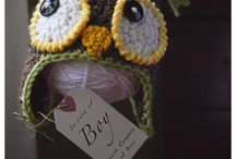 Crochet - toys / by Billie Mize