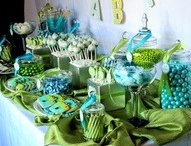 Candy/Dessert Buffet / by Nickki Harris