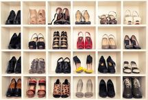 Shoes Closet / Are you shoes addicted? We all need a big shoes closet for all of them!