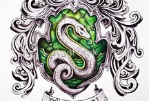 My Heart Is Slytherin
