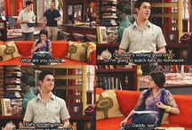 Wizards of waverly place / tv show fun