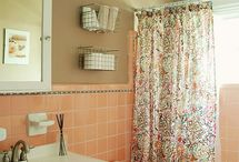 Bathroom - hall / by Marissa VanWey