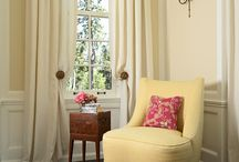 Dress Up Your Window / Whether you're looking for elegant draperies, Roman shades, or a simple panel, we have window treatment ideas that will complement every room in the house. / by Brown's Interior Design