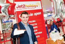 #Jet2holidays turns 10! / It all began in June 2007, and over 7 million happy holidaymakers later, #Jet2holidays is celebrating its tenth anniversary with customers and staff.